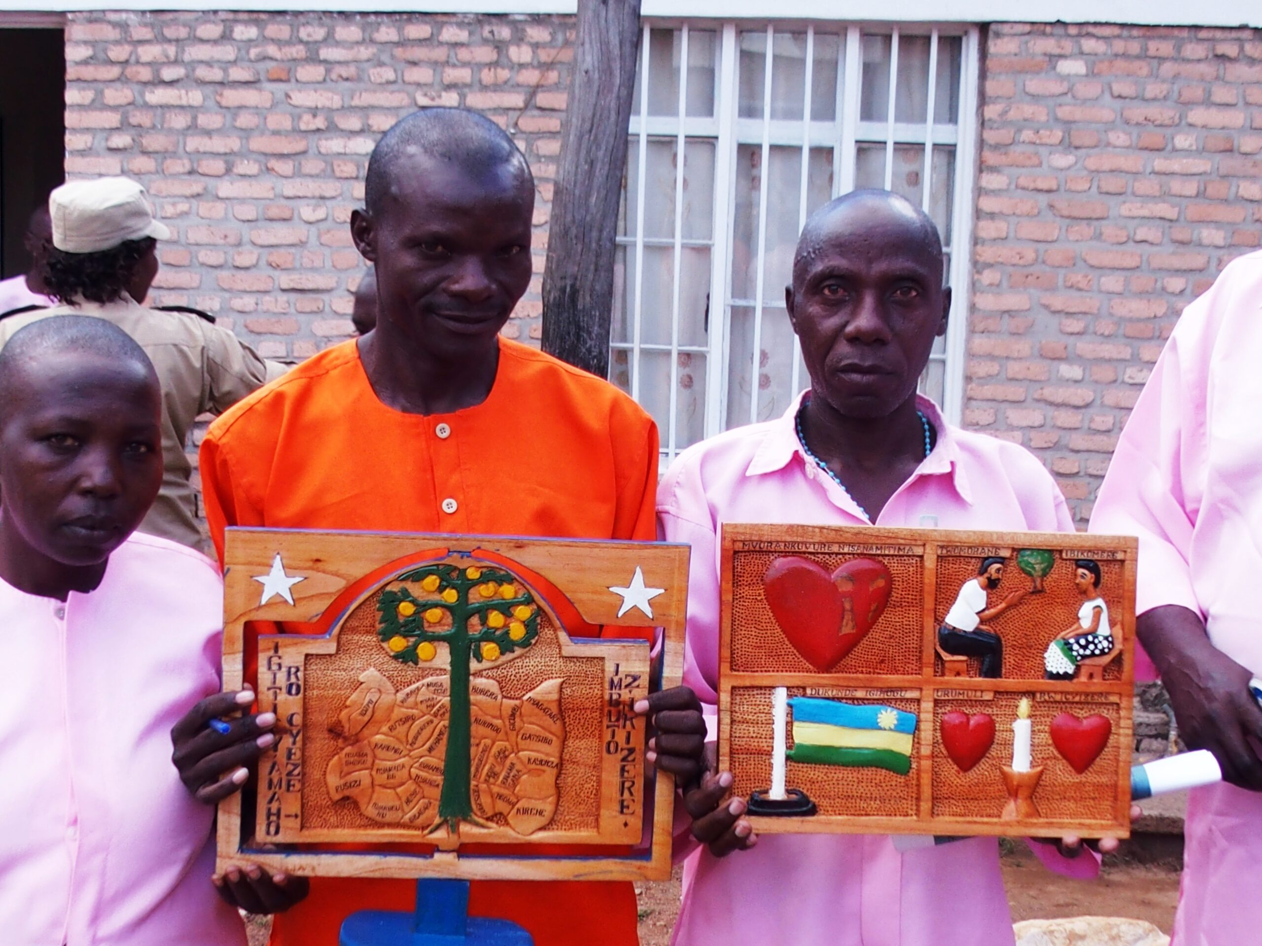 Prisoner reintegration