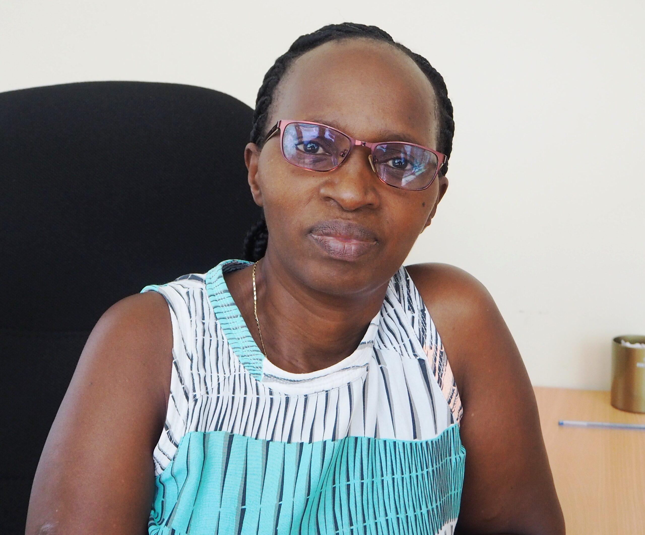 Violette Mfitumukiza