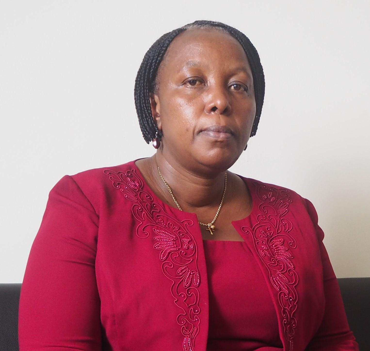 Yvonne Mutakwasuku