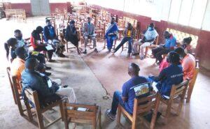 Mvura Nkuvure in Uganda